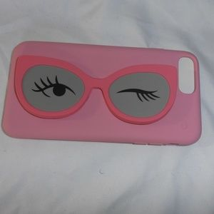KATE SPADE sunglasses silicone iPhone case